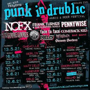 Punk In Drublic 2021