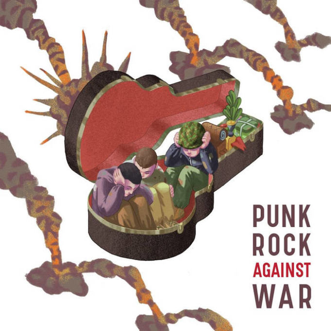 Punk Rock Against War - Inconsapevole Records