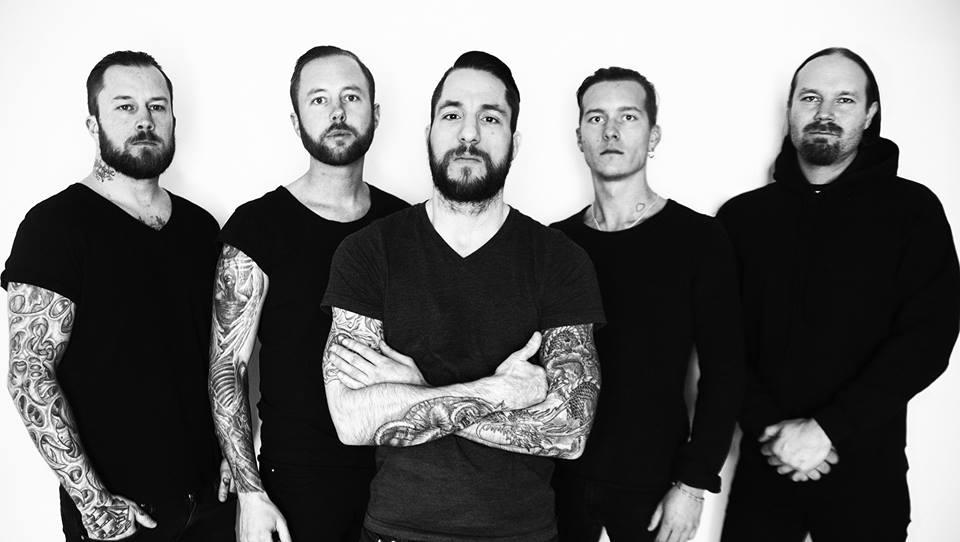 Raisied Fist - Schweden Hardcore-Punk Band