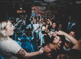 Rapture Harcore-Punk Band UK Pic by Leni Edge