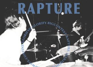 Rapture - I Glorify - 2017 - Cover