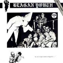 Reagan Youth - KKK