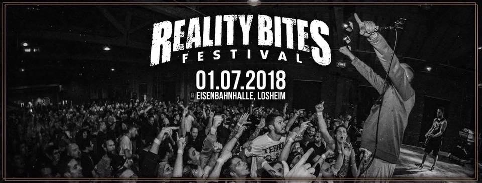 Reality Bites Festival 2018