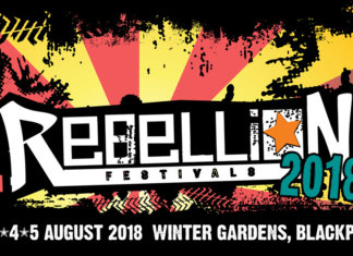 Rebellion Festival 2018 - Line-Up