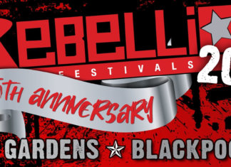 Rebellion Punk Music Festival 2021