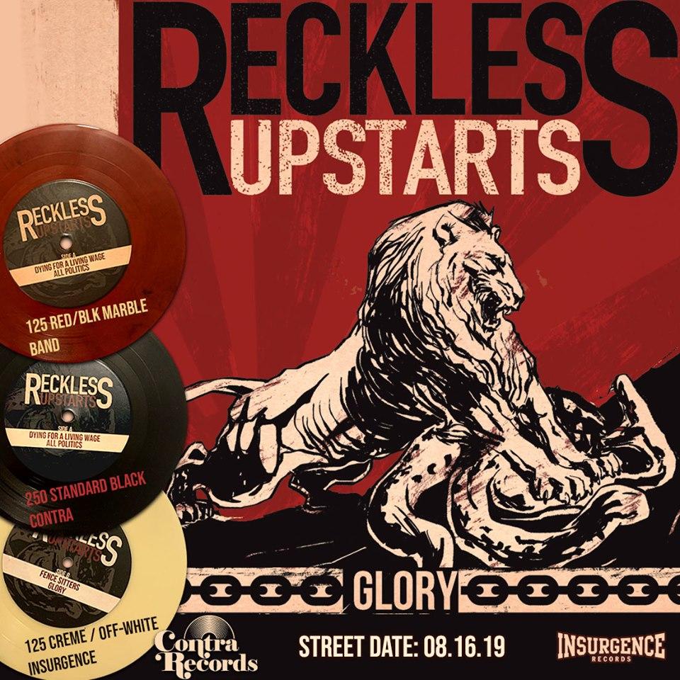 Reckless Upstarts - Glory (2019)