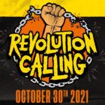 Revolution Calling 2021, Eindhoven