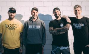 Orga-Team Rhein Bros. Entertainment