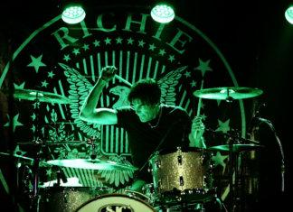 Richie Ramone (Bild zur Verfügung gestellt von Allrooms Agency)