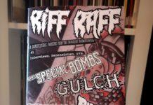Riff Raff Fanzine #1