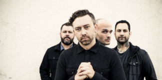 Rise Against 2017 - Press Pic - by Travis Shinn - Unisversal Music