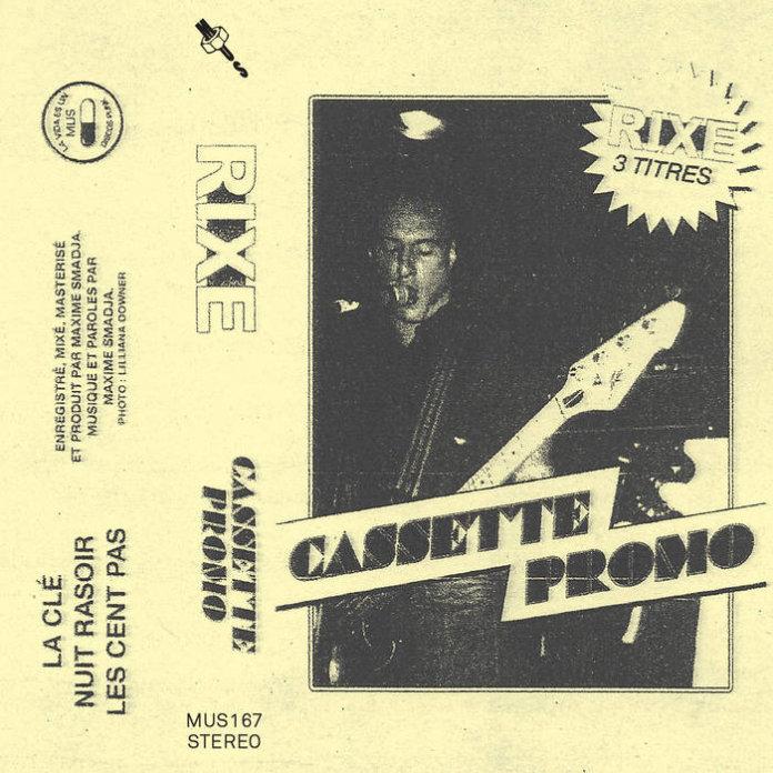Rixe - Promo Tape 2018