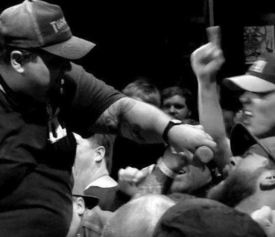 Rob Vitale von Black Train Jack ist von uns gegangen (Screenshot by hate5six-Video)