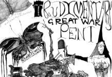 Rudimentary Peni - Great War (2021)