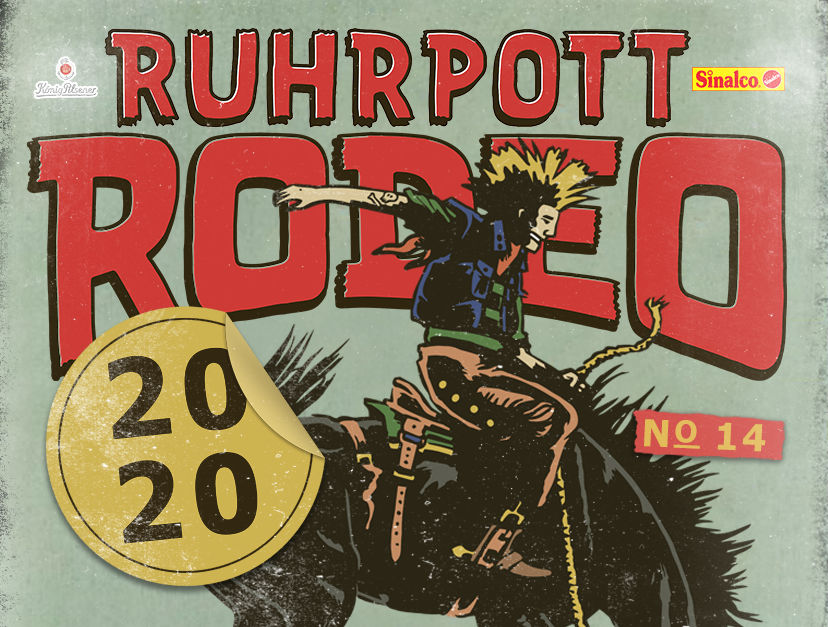 Ruhrpott Rodeo 2020 in Hünxe