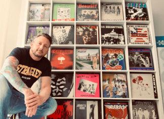 Ryker's Sänger Dennis Sergeant D. und seine 10 Records Worth To Die For