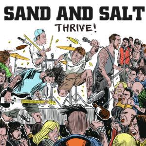 Sand & Salt - Thrive (2020)
