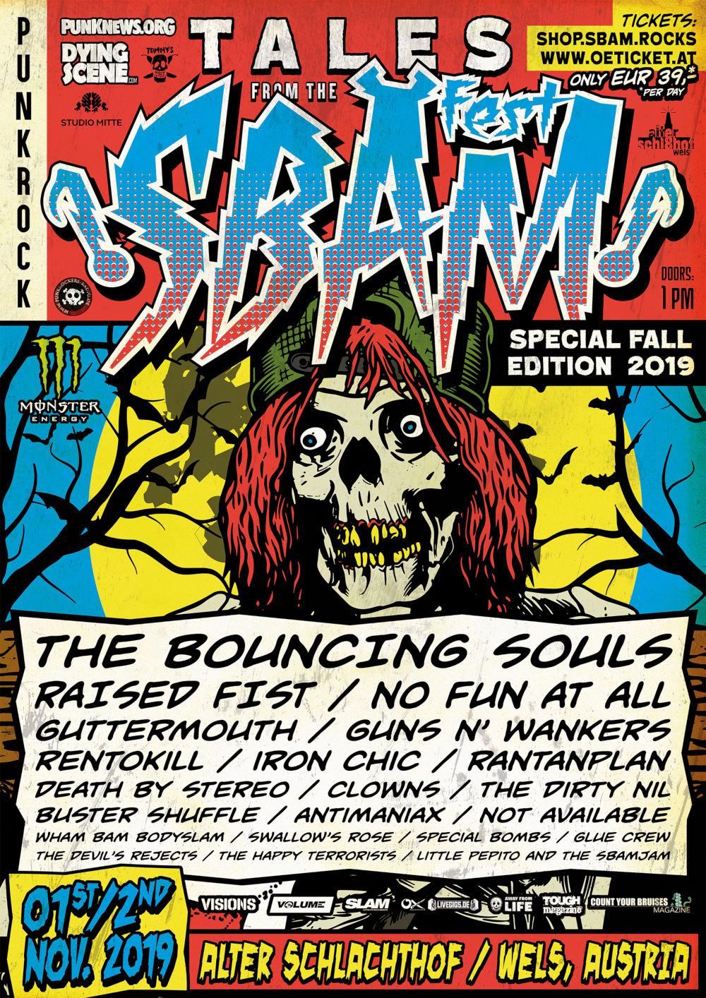 SBÄM Fest - Fall Edition 2019