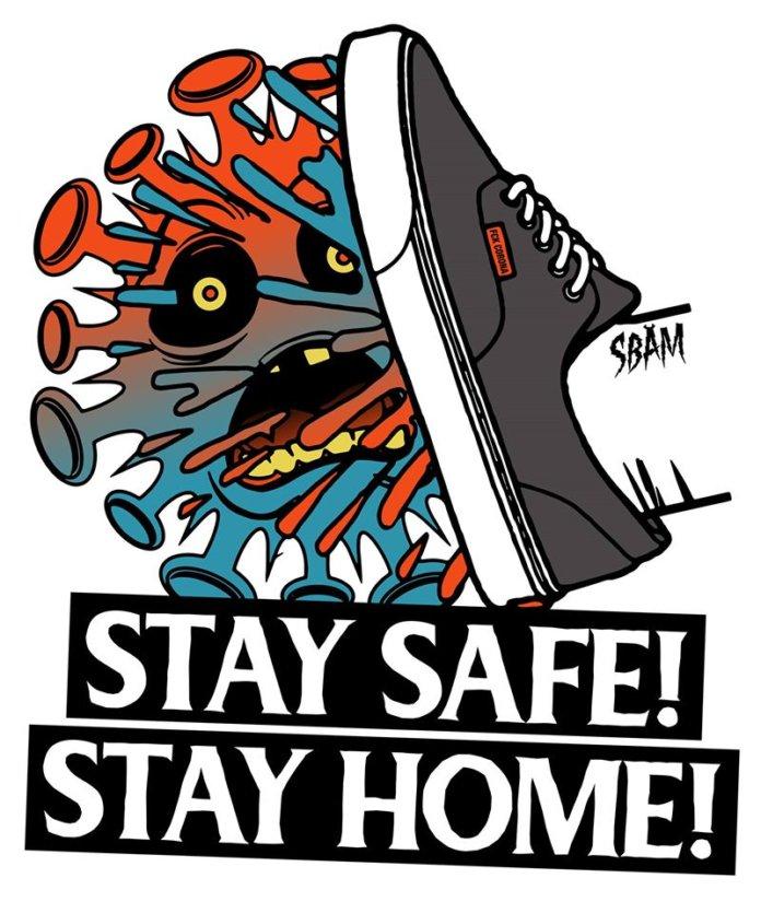 SBÄM - Stay Safe, Stay Home