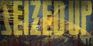 Seized Up - Marching Down The Spiral (2021)