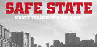 Safe State - What's The Need For The Rush (2020)