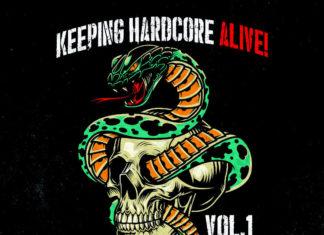 Sampler-CD - Keeping Hardcore Alive