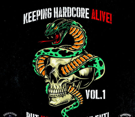 Sampler-CD - Keeping Hardcore Alive