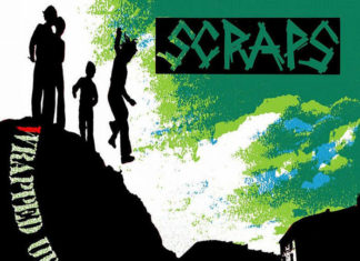 Scraps - Wrapped Up In This Society (2020)