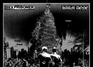 Sex Prisoner - Harm Done - Split 2017