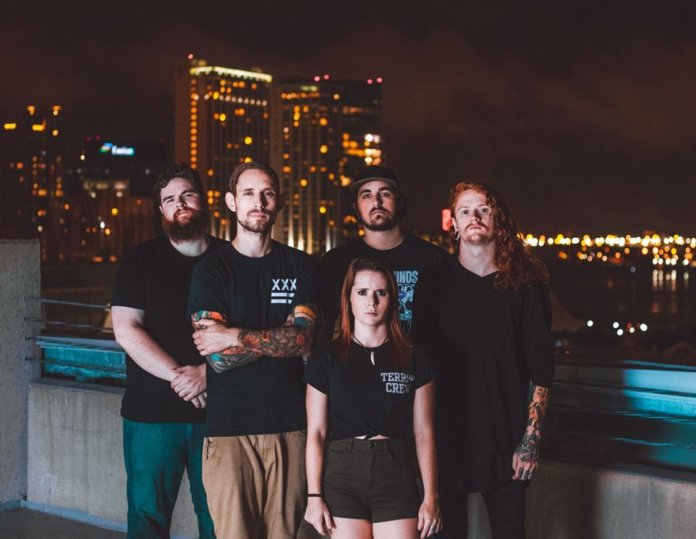 Sharptooth - Hardcore - Band - USA - Female-Fronted