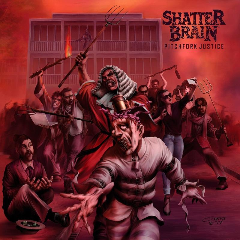 Shatter Brain - Pitchfork Justice Cover (2020)