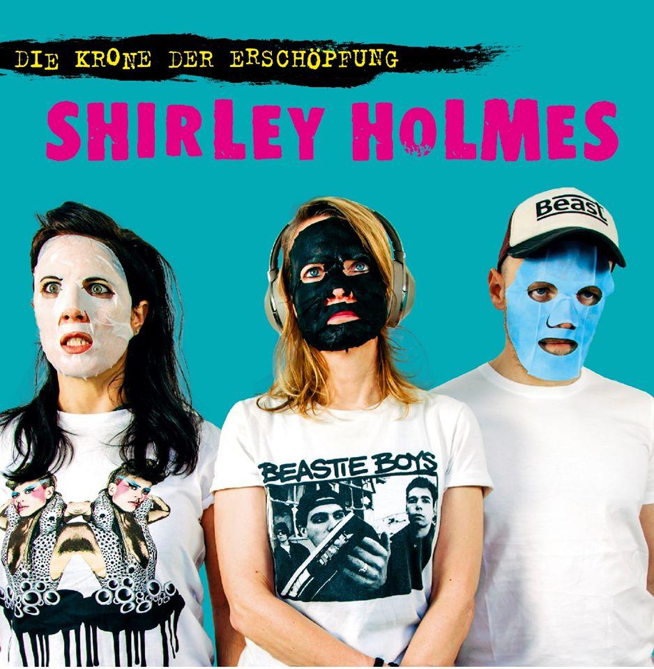 Shirley Holmes - Die Krone der Erschöpfung (2020)