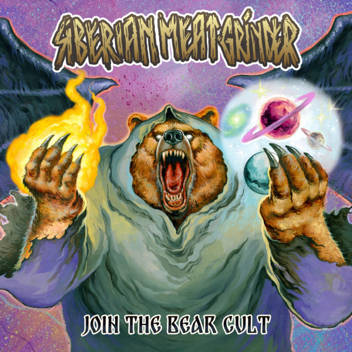 Siberian Meat Grinder - Join The Bear Cult (2021)