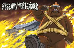 Siberian Meat Grinder - Metal Bear Stomp 2017