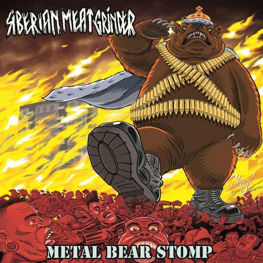 Siberian Meat Grinder - Metal Bear Stomp 2017