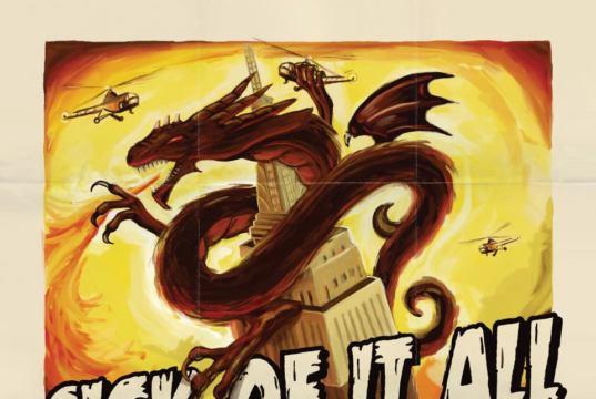 Sick Of It All - Wake The Sleeping Dragon