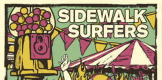 Sidewalk Surfers - Growing Up Is A Mess