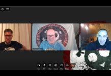 Simon und Gunnar zu Gast beim Punkrockers-Radio Podcast