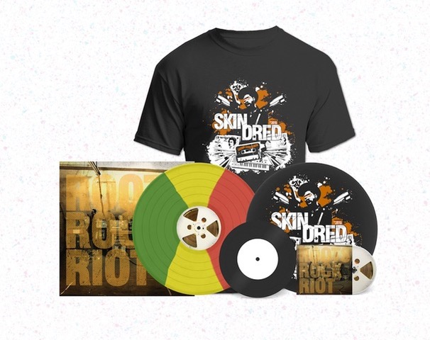 Skindred - Roots Rock Riot (2020)