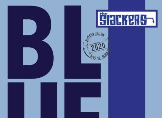 The Slackers - Blue (2020)
