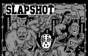 Slapshot - Make America Hate Again - 2017 - Bridge Nine Records - Cover