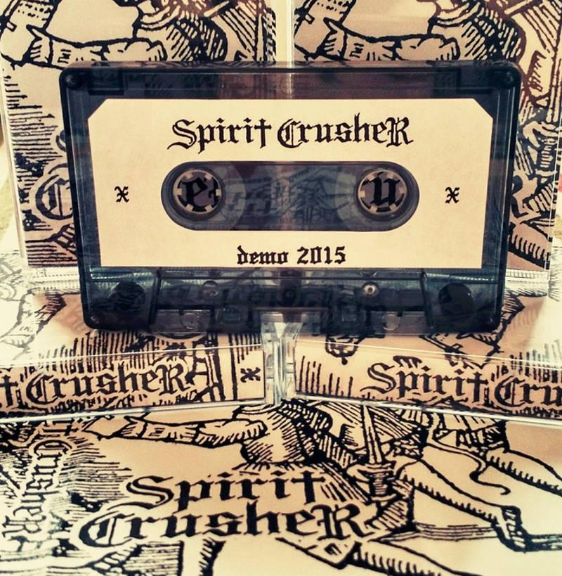 Spirit Crusher - Demo Tape