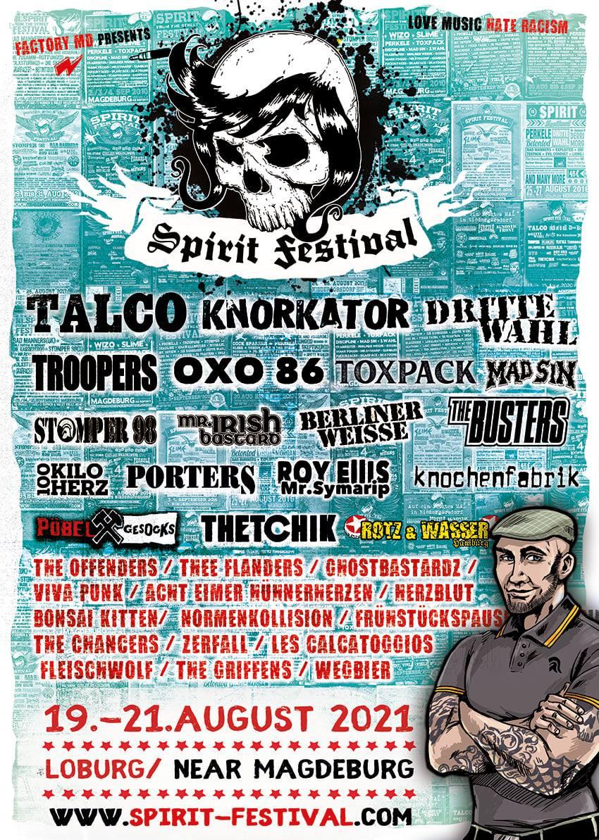Spirit Festival 2021