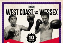 Split: NOFX / Frank Turner - West Coast vs. Wessex (2020)