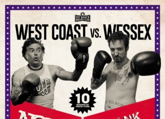 Split: NOFX / Frank Turner - West Coast vs. Wessex (2020)