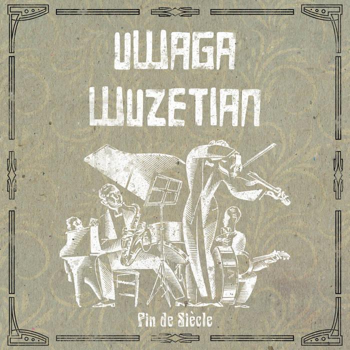Split: WuZeTian & Uwaga (Cover)
