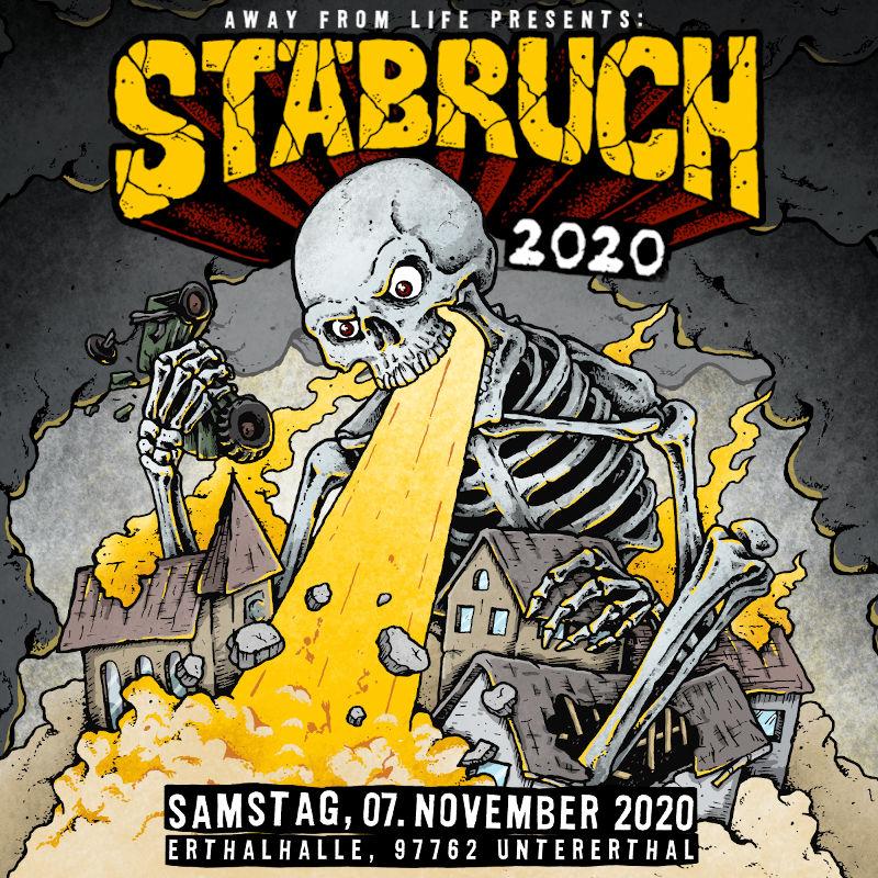 Stäbruch 2020 am 07. November in der Erthalhalle in Untererthal