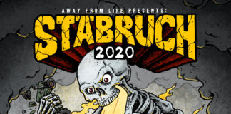 Stäbruch Festival 2020 (Artwork by xdudeofdeathx art&illustration)