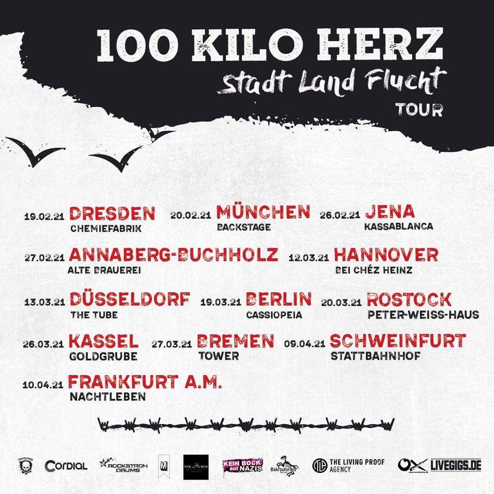 Stadt Land Flucht – Tour 2021