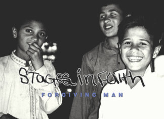 Stages in Faith - Forgiving Man (Cover)